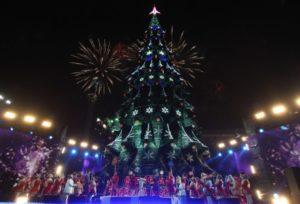 Новий рік кияни святкуватимуть на Софійській площі