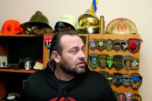 Руслан Горовий, волонтер, режисер, письменник