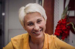 Зоя Казанжі медіаексерт, блогер, екс-заступниця голови Одеської ОДА