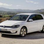 Volkswagen представить в Лос-Анджелесі новий e-Golf