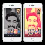 У Facebook Messenger з'явилися анімовані реакції, фільтри для відео, а також нові маски та ефекти