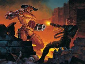 Оригінальна копія Doom 2 виставлена на аукціон