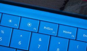 Всі способи створення скріншотів в Windows 10 Creators Update
