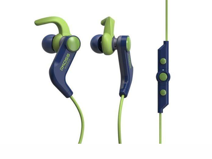 Старт продажів Bluetooth-навушників Koss BT 190iB