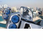 Анонсований AirQuadOne – летючий квадробайк з вертикальним зльотом