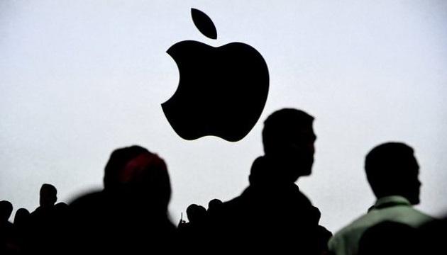 Apple займає більше половини світового ринку переносної електроніки