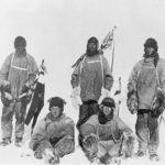 В Антарктиді виявлений малюнок учасника експедиції Роберта Скотта