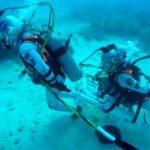 Астронавти випробували місячне рятувальне обладнання на морському дні