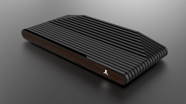 Atari анонсувала нову ігрову консоль і показала перші зображення