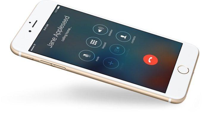 Як набрати додатковий номер на iPhone