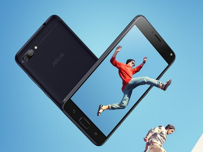 Анонсований смартфон Asus ZenFone 4 Max з акумулятором на 5000 мАч