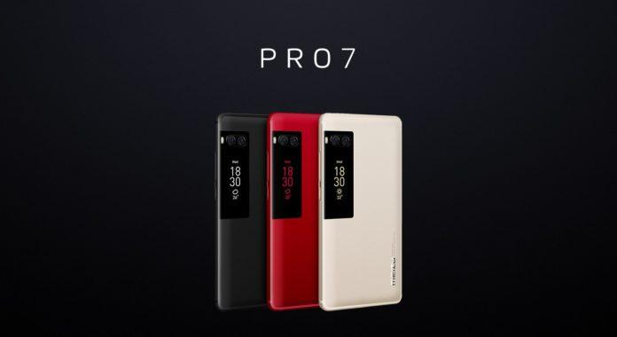Флагманський смартфон Meizu Pro 7 представили офіційно