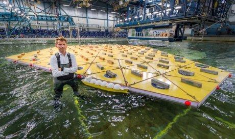 Рукотворні плавучі острови – нова мета Нідерландів