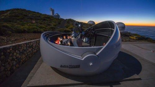 Іспанський телескоп займеться пошуком гравітаційних хвиль