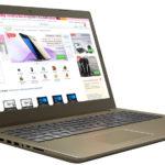 В Україні почалися продажі ноутбука Lenovo IdeaPad 520