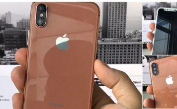 iPhone 8 може отримати до 512 ГБ пам'яті