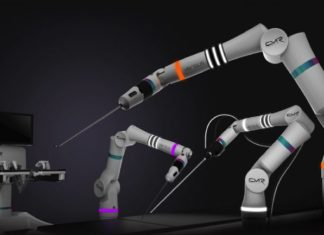 У Великобританії розроблений самий маленький робот-хірург