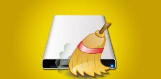 Що робити, якщо зникла можливість очищення диска у властивостях накопичувача