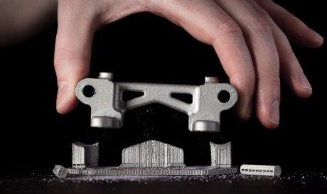 Desktop Metal обіцяє зробити 3D-друк металом в 100 разів швидше і в 10 разів дешевше