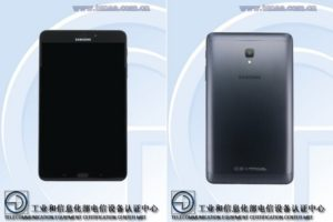 Планшет Samsung Galaxy Tab A 8.0 2017 (SM-T835C) з'явився в TENAA
