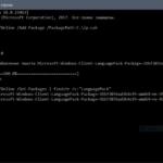 Як змінити мову інтерфейсу в Windows 10 для однієї мови
