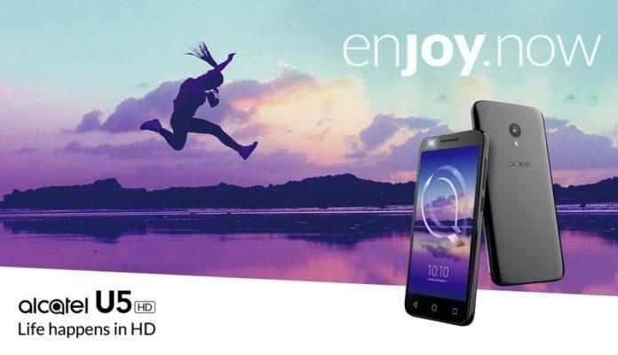 Alcatel готує до виходу бюджетний смартфон Alcatel U5 HD