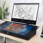 27-дюймовий сенсорний монітор Dell Canvas надійшов у продаж