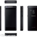 Опубліковані перші фото нового смартфона-розкладачки від Samsung