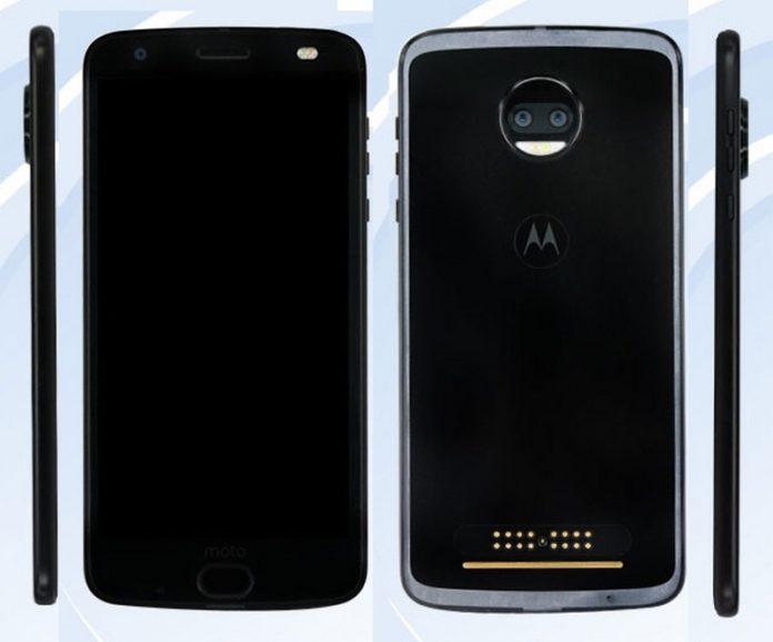 Смартфон Moto Z2 Force (XT17890-05) з 6ГБ ОПЕРАТИВНОЇ пам'яті з'явився в TENAA