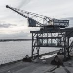 Старий портовий кран перетворився в багаторівневу віллу зі СПА-салоном