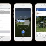 У додатку Facebook для Android і iOS з'явилася можливість знімати сферичні панорами