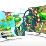 Samsung Steam Link: перше ігрове додаток для власників Smart TV