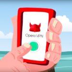 Анонімність в мережі - як включити в Opera VPN з хорошою швидкістю