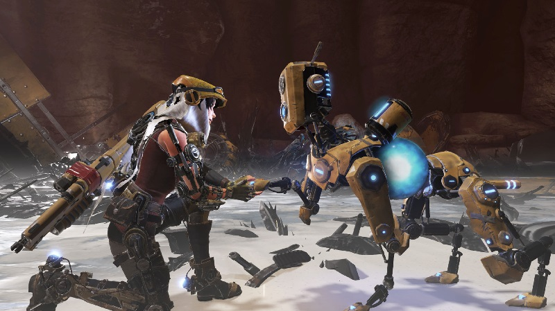 Microsoft випустить ReCore Definitive Edition