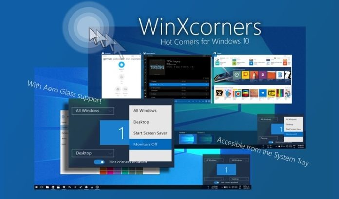 Як включити активні кути в Windows 10