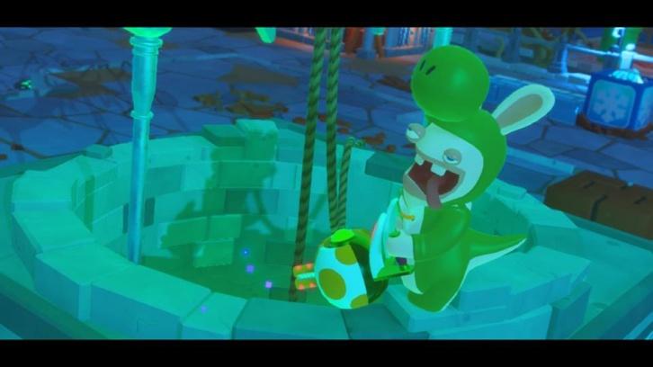 Mario + Rabbids Kingdom Battle огляд гри
