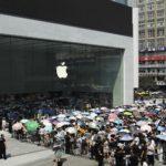 Як насправді йдуть справи Apple в Китаї