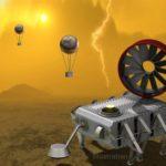 Ровер в стилі стімпанк і зонд-орігамі вирушають підкорювати Венеру