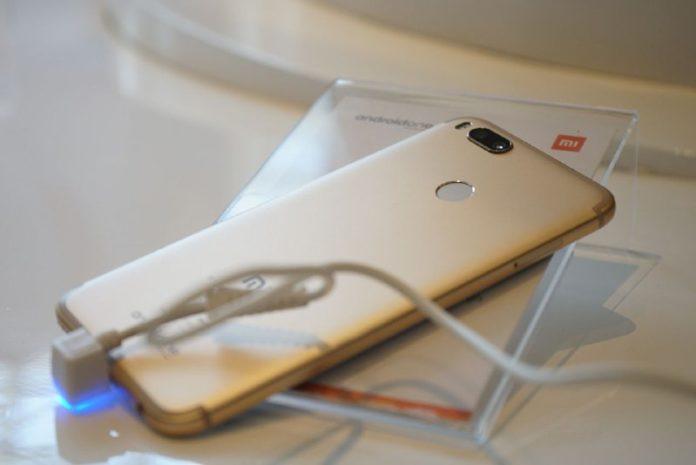 Xiaomi Mi A1: як він є у всій красі