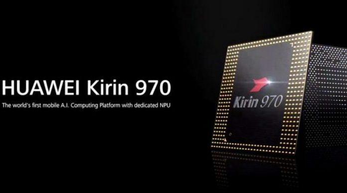 Huawei представила однокристальну платформу Kirin 970