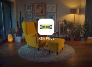 IKEA запускає додаток-дизайнер в доповненої реальності для всіх бажаючих