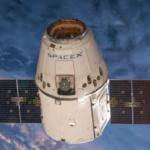 Вантажний корабель Dragon повернувся з МКС на Землю