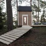 Самий маленький будиночок на 9 кв. м з вражаючою функціональністю