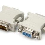 Перехідник DVI-D, VGA: розповідаємо про особливості, види та можливі проблеми, які можуть виникнути при використанні
