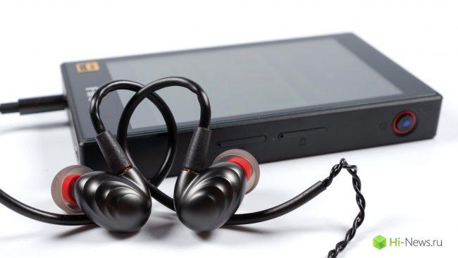 Огляд навушників Fiio F9 — перші гібриди компанії