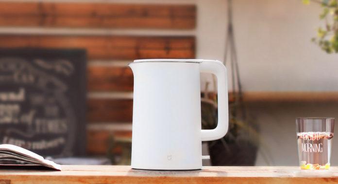 Чайник Xiaomi MIJia Electric Kettle оцінений в $15