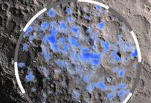 Більше, ніж ми вважали: перша карта водних запасів Місяця