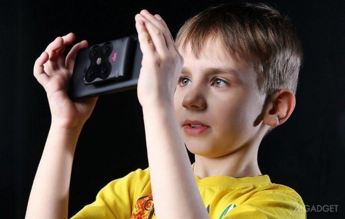 Майбутнє вже тут - пристрій нічного бачення для смартфона