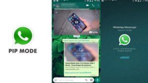 Як використовувати функцію «картинка в картинці» при відеовиклику в WhatsApp