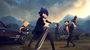 Новий трейлер Final Fantasy XV здатністю 4K